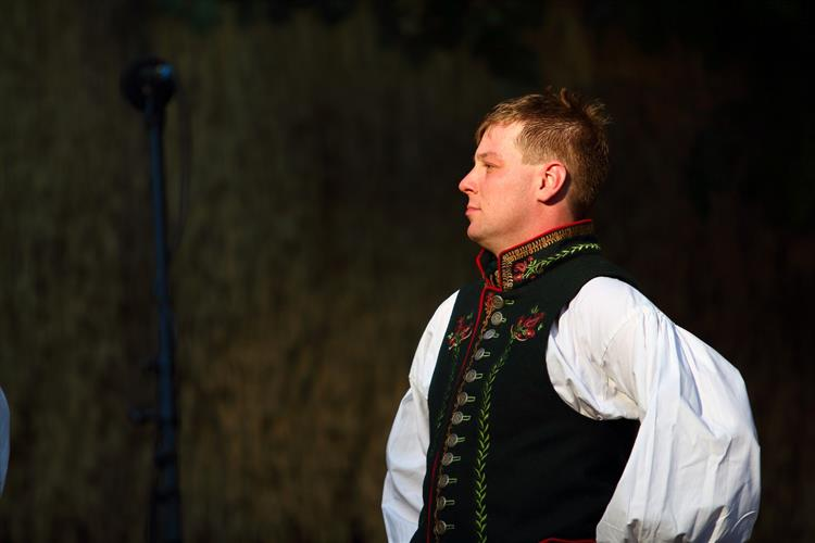 Folklorní festival Strážnice 2014