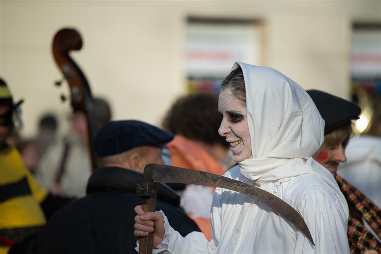Masopust v Plzni 2014