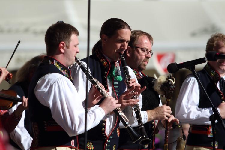 Mezinárodní folklorní festival Český krumlov