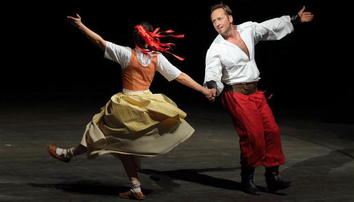 Selský tanec